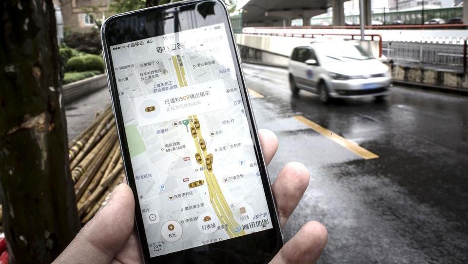 Kako je kitajski ponudnik prevozov prehitel Uber in osvaja svet