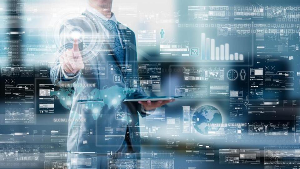 Prvi koraki slovenskih podjetij v digitalni svet so kratki in plahi