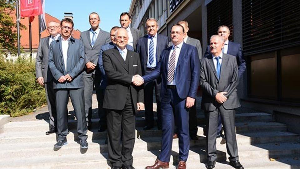 Distributerji okrepili sodelovanje s Hrvaško