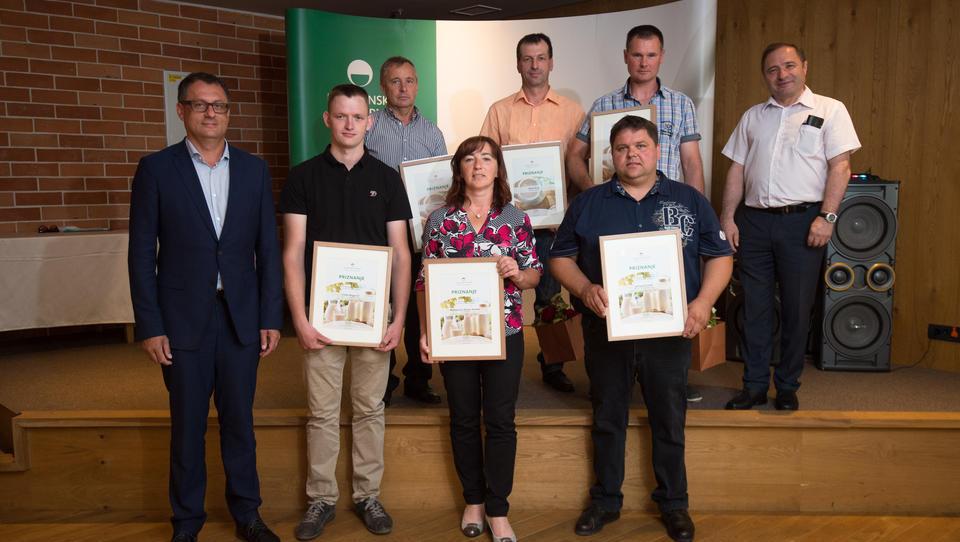 Ljubljanske mlekarne tudi letos povečujejo odkup slovenskega mleka