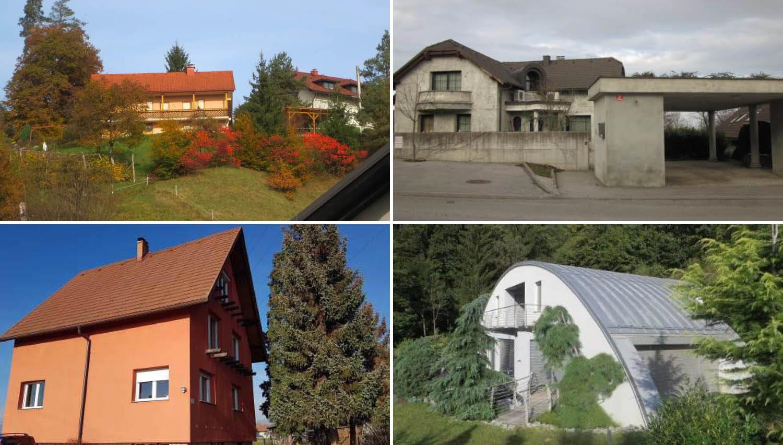 10 hiš, ki bodo na dražbah julija in v začetku avgusta