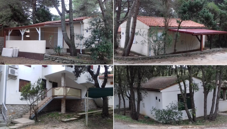 Slovenske železnice prodajajo počitniške hiše in apartmaje na Lošinju