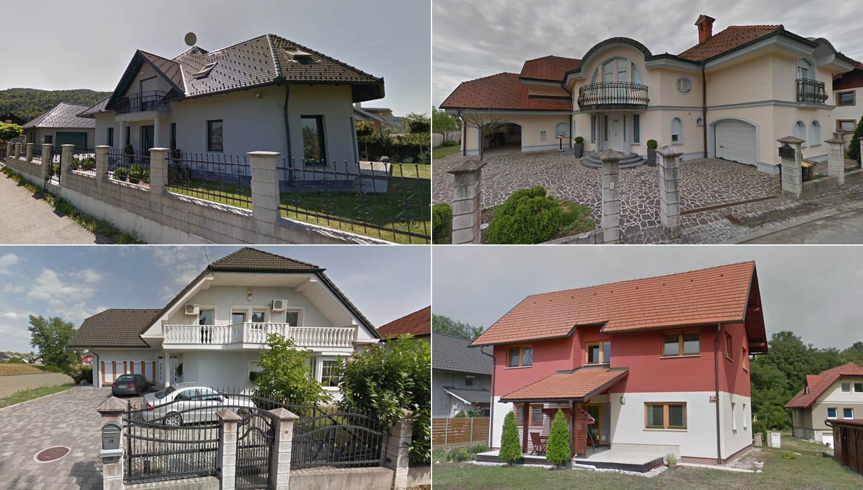 14 hiš, ki jih boste lahko marca kupili na dražbah