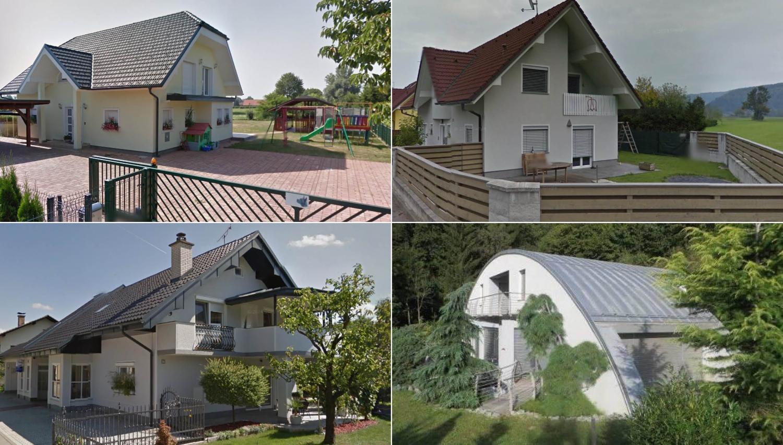 Te hiše boste lahko decembra kupili na dražbah