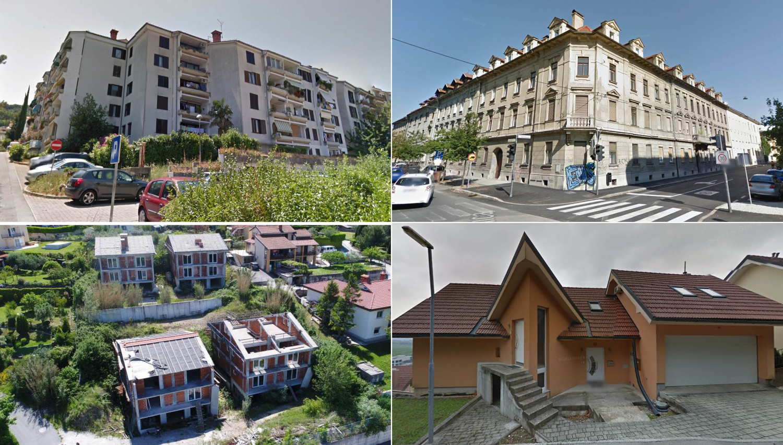 TOP dražbe: hiše v Trzinu in na Maliji, stanovanja v Ljubljani in Kopru