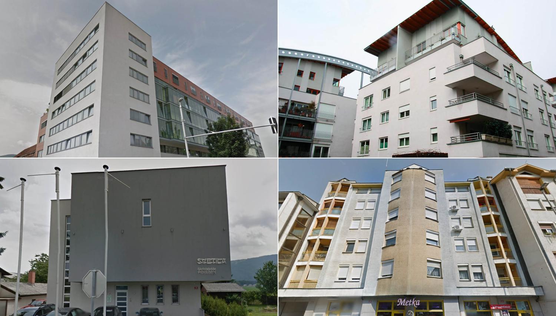 Deset stanovanj, ki jih lahko julija kupite na dražbi
