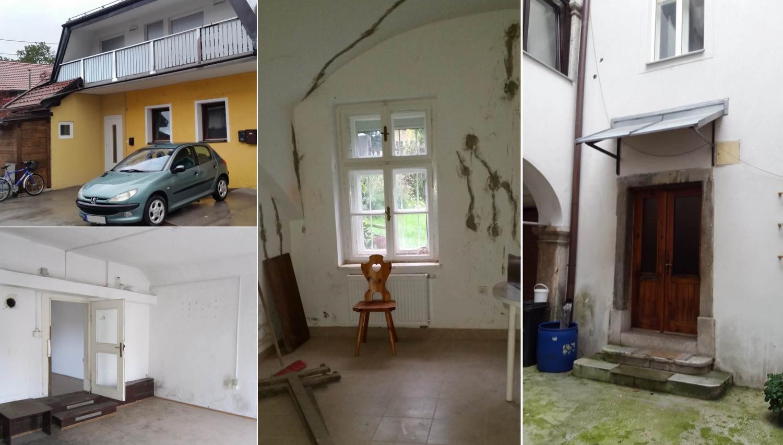 MOL na dražbo pošilja štiri stanovanja, cene od tisoč evrov na kvadrat