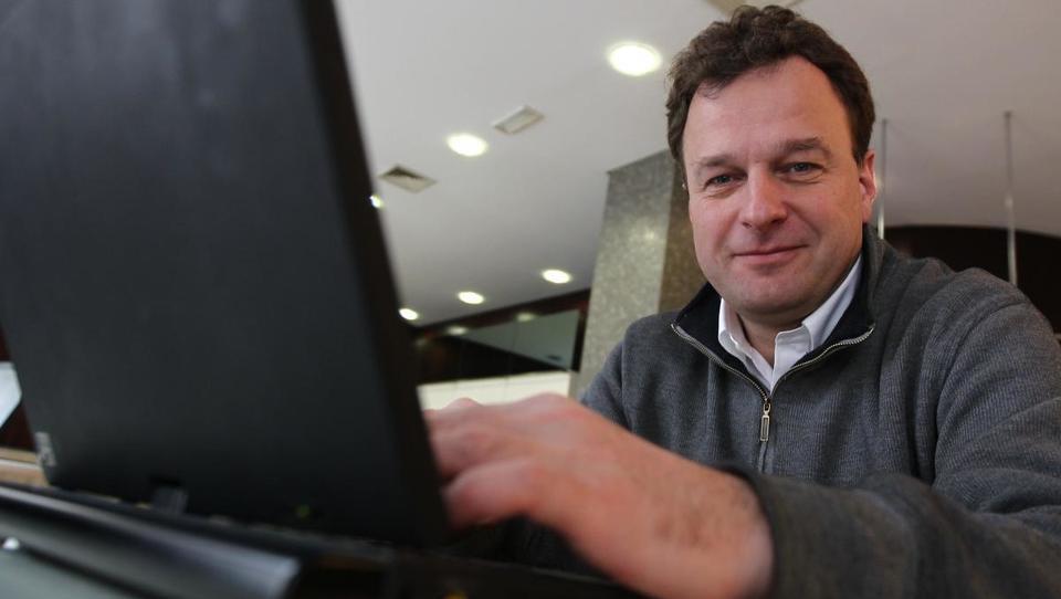 Intervju: Slovenec, ki bo z računalniki napovedoval dogodke