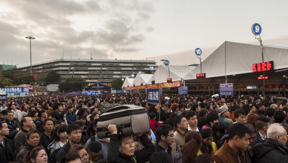 Koliko in kje zapravljajo Kitajci za novo leto
