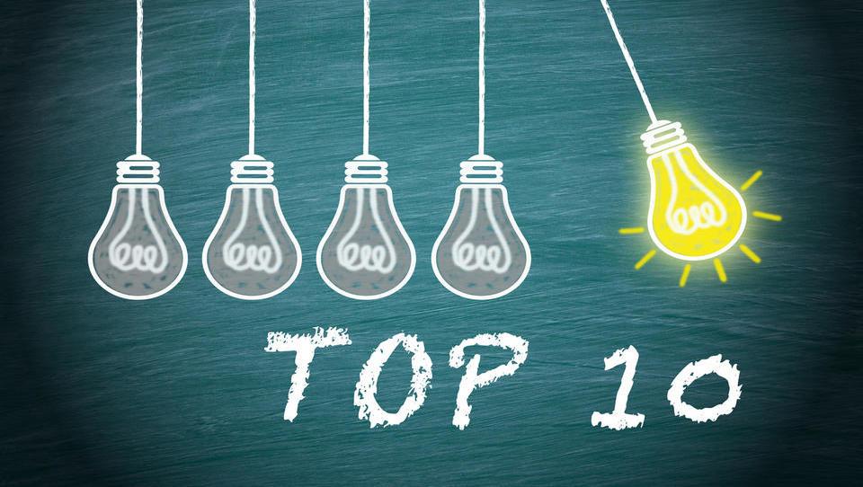 To je 10 finalistov Najpodjetniške ideje 2018