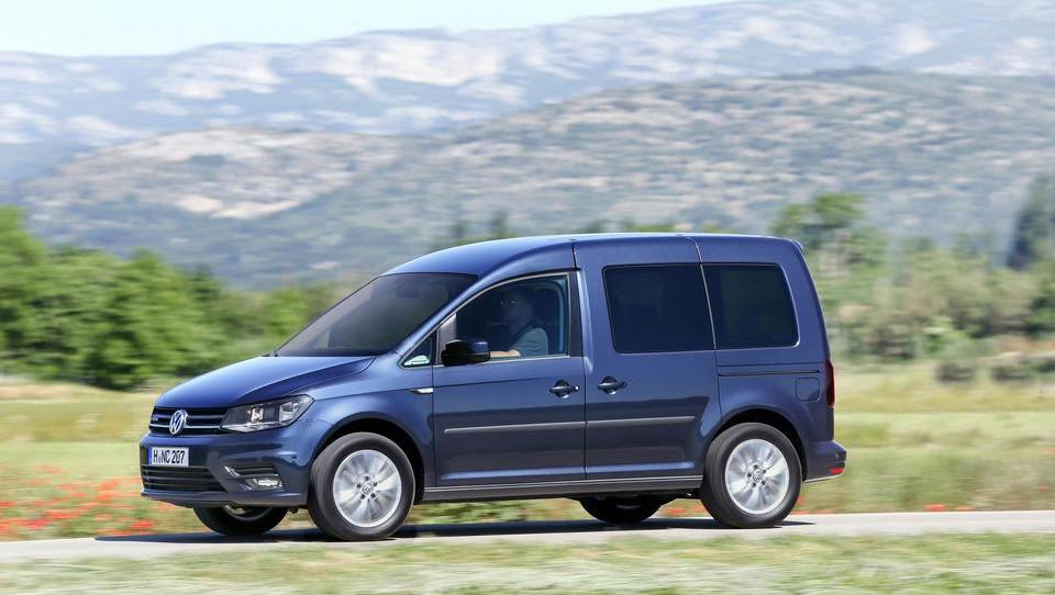 Volkswagen na zemeljski plin, ki bi lahko izrinil dizelskega