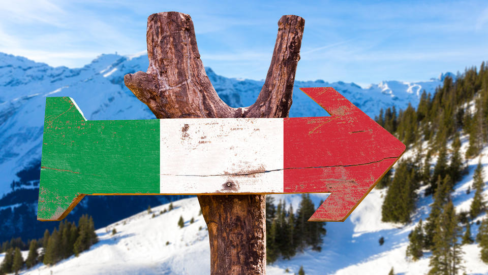 Kako je z obdavčitvijo podjetij v Italiji