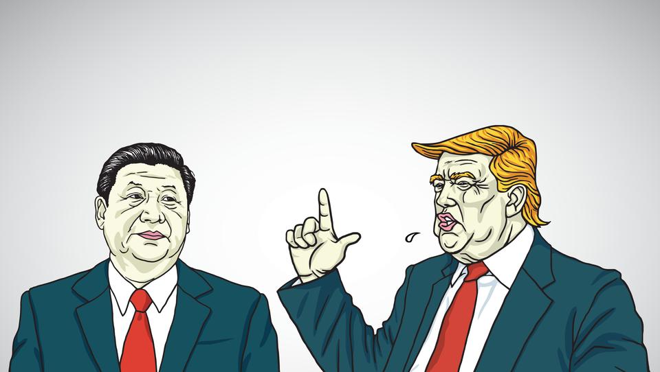 Nova ofenziva v Trumpovi trgovinski vojni – spopad za intelektualno lastnino