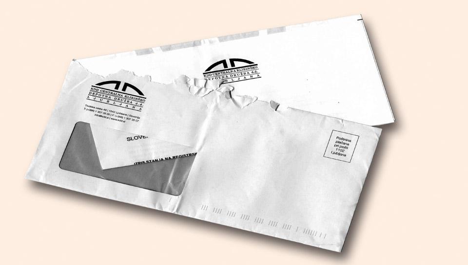 Registrski računi: Kaj narediti z delnicami Save #pozabljenedelnice