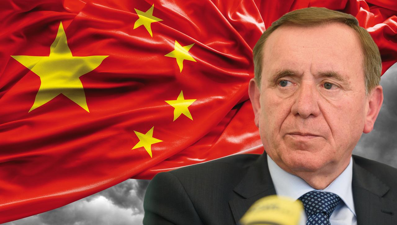 Projekt Kitajska: Kaj se govori in kaj odgovarjajo iz Krke?
