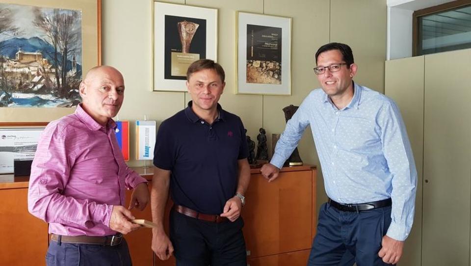 Škofjeloški Knauf tako uspešen, da je prevzel vodenje hrvaškega podjetja