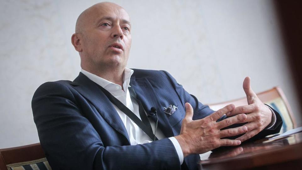 Kostić: Od Gorenjske banke ne odstopamo, želimo si novih investicij v hotele