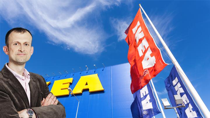 (intervju, Vladislav Lalić, Ikea) »Ikea v Ljubljani bo unikatna v svetovnem merilu«
