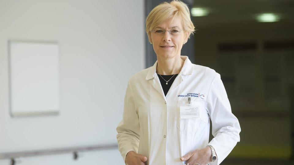 »Terapije za multiplo sklerozo se razvijajo naprej; prihajajo vznemirljivi časi«