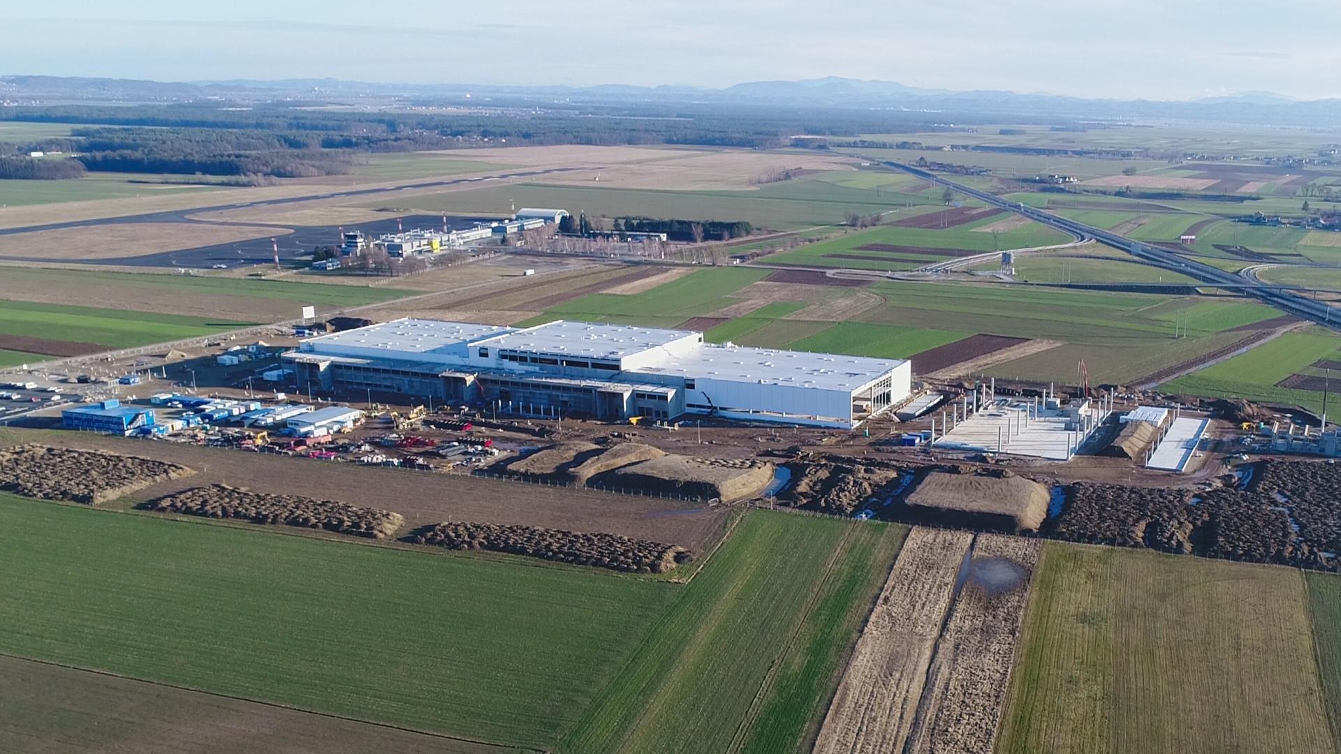 Tovarni Magna v Hočah bomo zgradili železniško progo