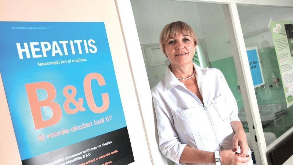 Smrtnost zaradi hepatitisa C ne narašča le zaradi bolezni jeter