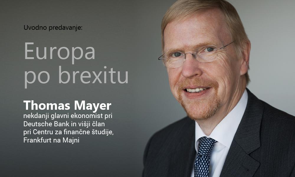 Nekdanji glavni ekonomist Deutche Bank na PKP o Evropi po Brexitu