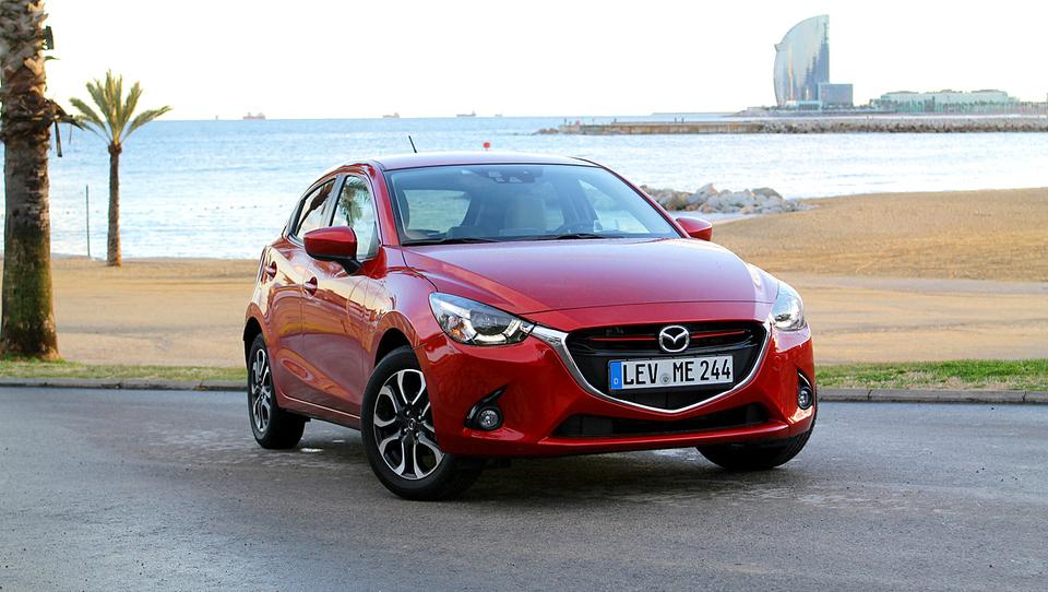 Najmanjša Mazda ima vse, kar premorejo veliki