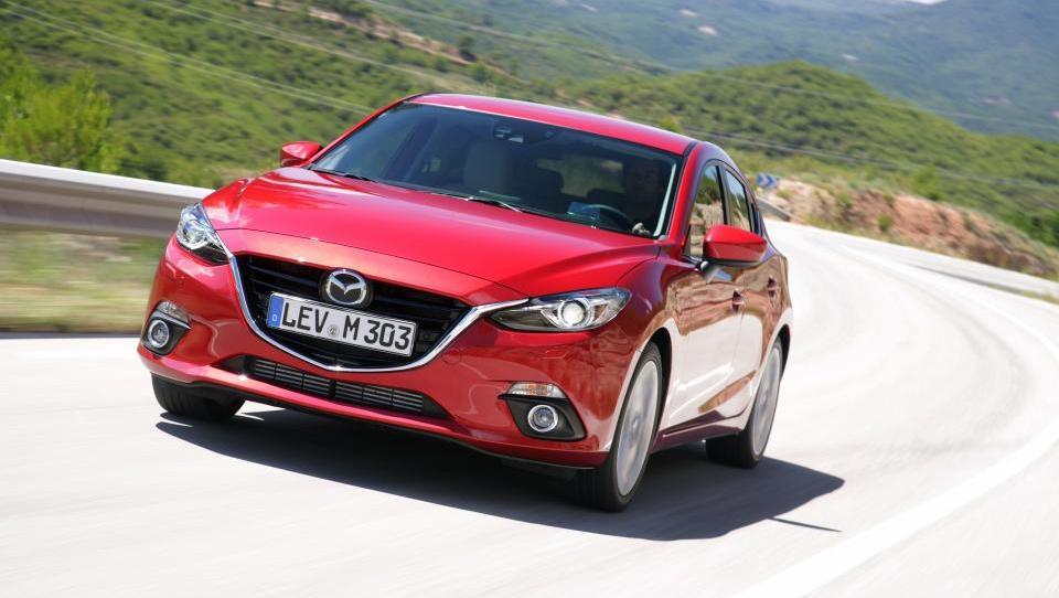 Finalist PAL 2014: Mazda3