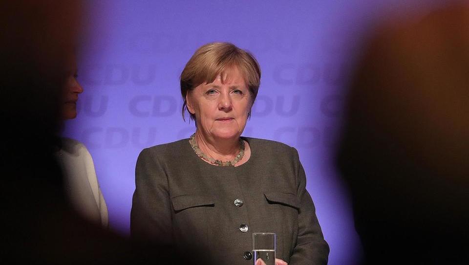 Angela Merkel začela četrti kanclerski mandat