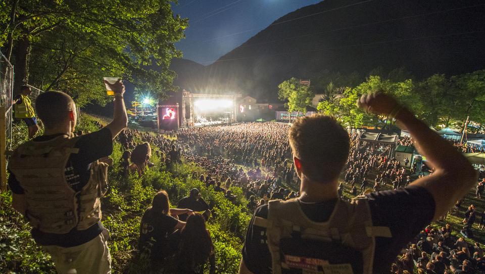 Ali se organizacija glasbenega festivala izplača?