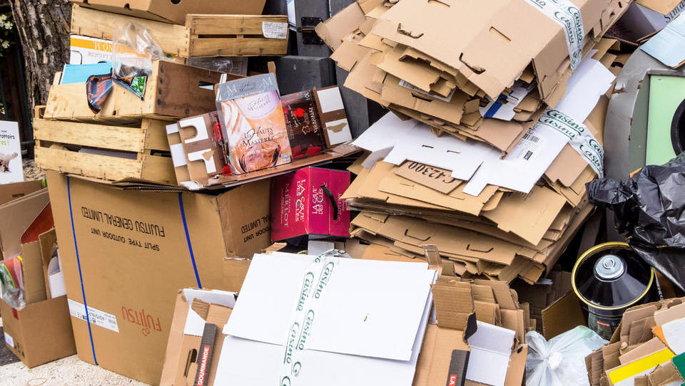 Sredi maja bodo preprečevali nove zaplete pri odpadni embalaži