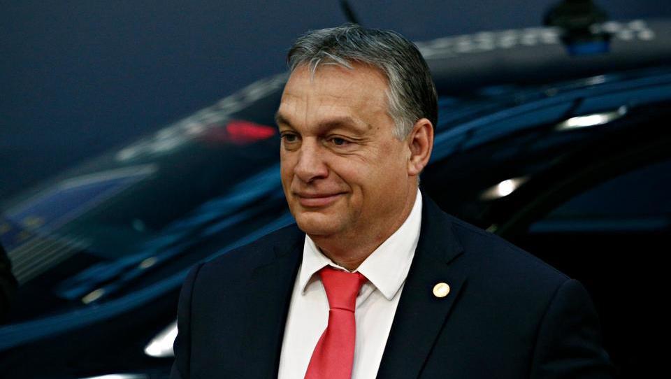 Kdo si upa: Viktor Orban