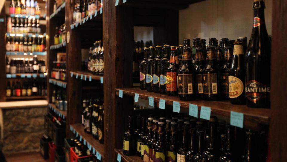 Finci počastili slovensko pivo