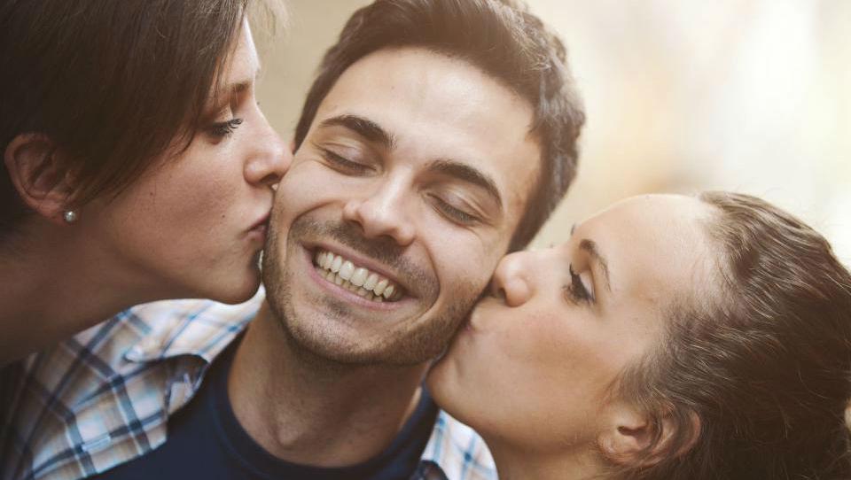 Odkrito ljubiti več partnerjev hkrati