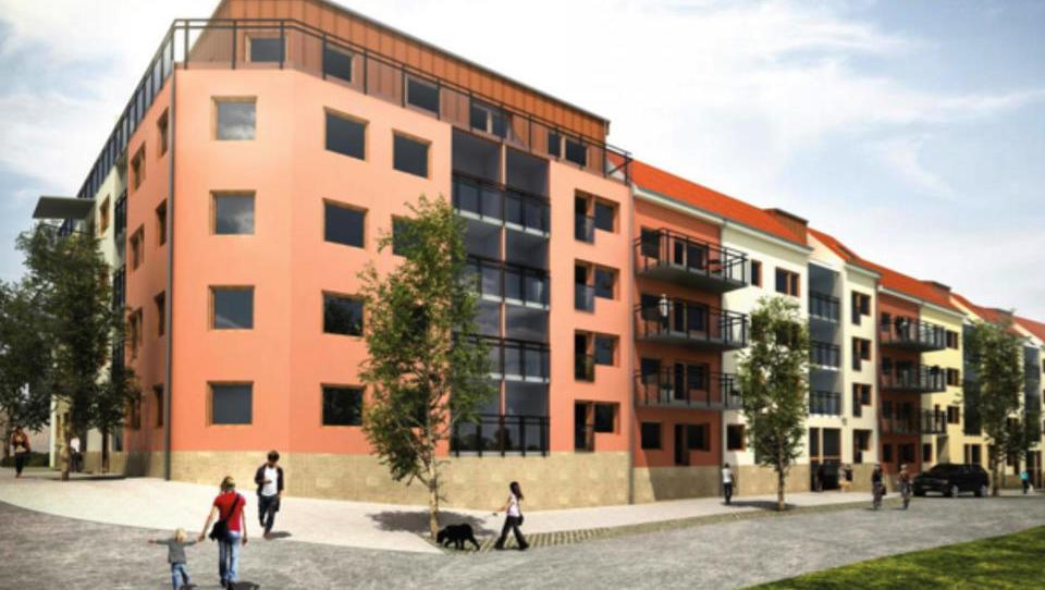 Uspeh na tujih trgih: Slovenski gradbinec, ki na Švedskem gradi bloke