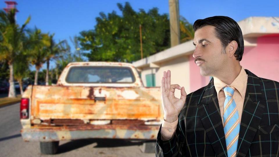 Nikar ne zavozite pri nakupu rabljenega avta