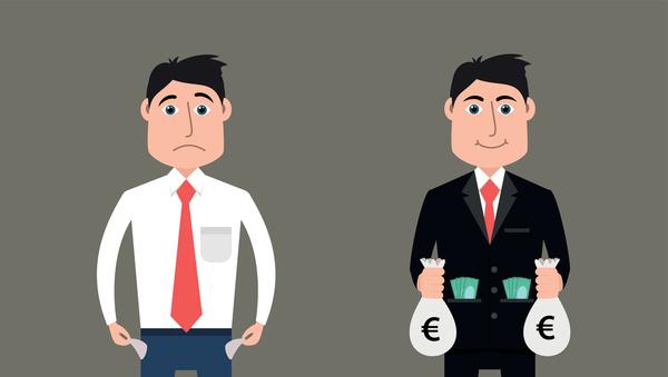 Se razlike med bogatimi in revnimi povečujejo? Podatki kažejo drugače
