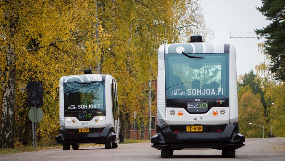 Kako smo v Skandinaviji testirali vozila prihodnosti