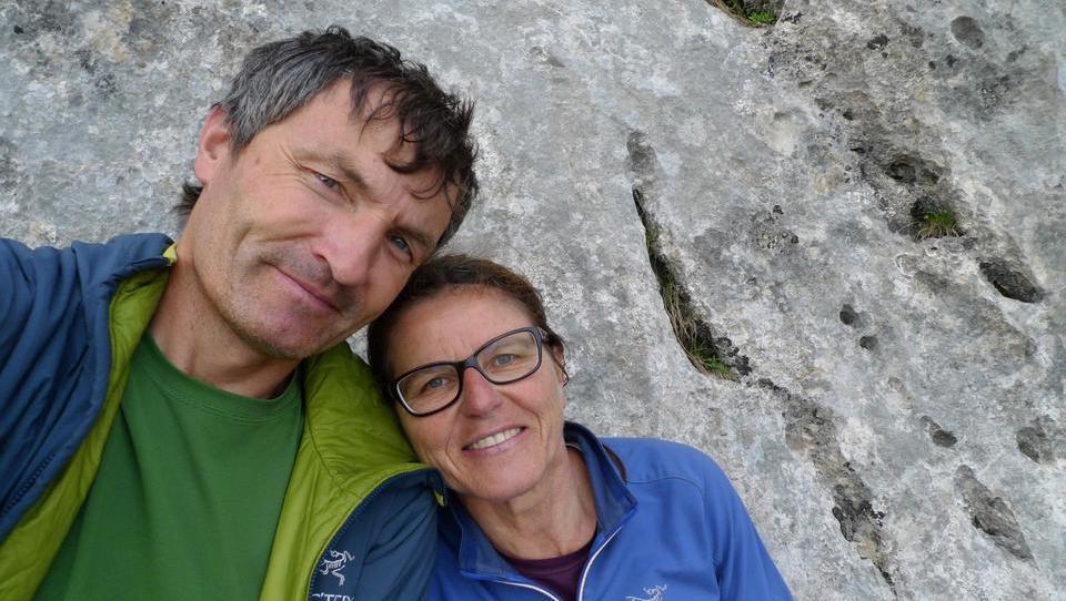 Založnika, ki nam odkrivata lepoto slovenskih gora