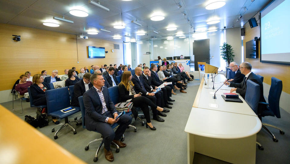 Skupščina Telekoma: dividendna donosnost 16,4 odstotka