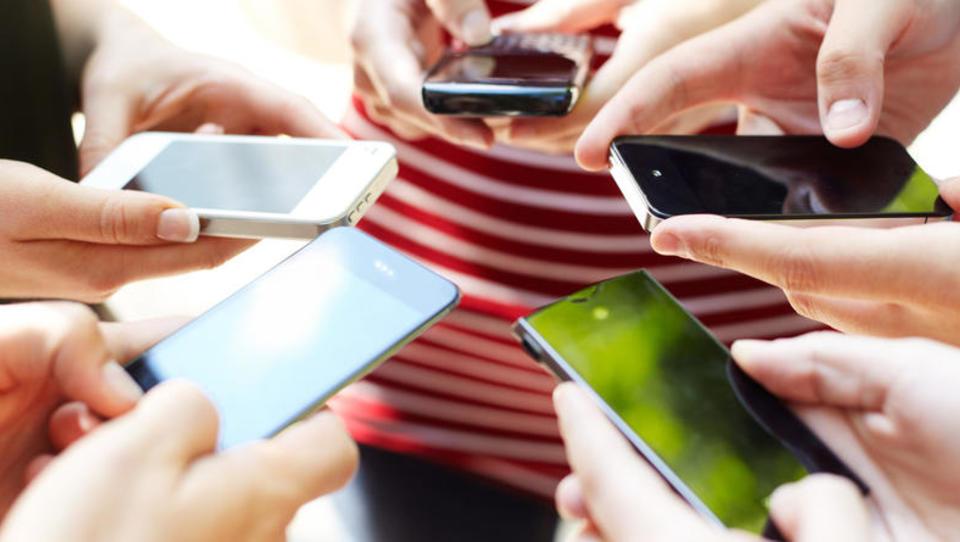 Prvi upad prodaje pametnih telefonov v zgodovini