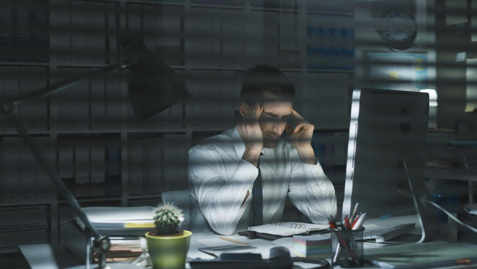 Spletni stresni test: Kako tvegano živite?