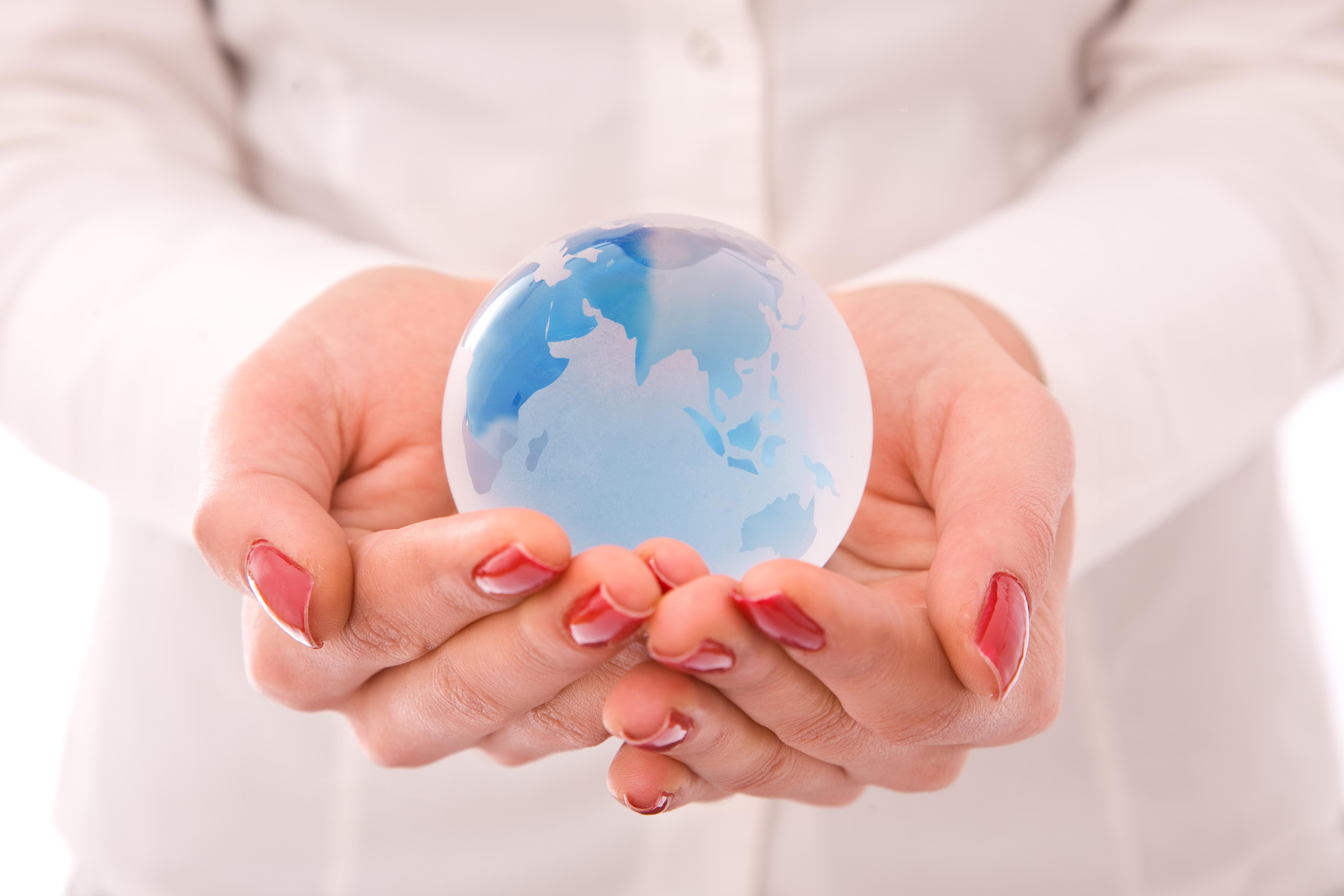 Izkoristite prednosti mednarodne prisotnosti vaše banke