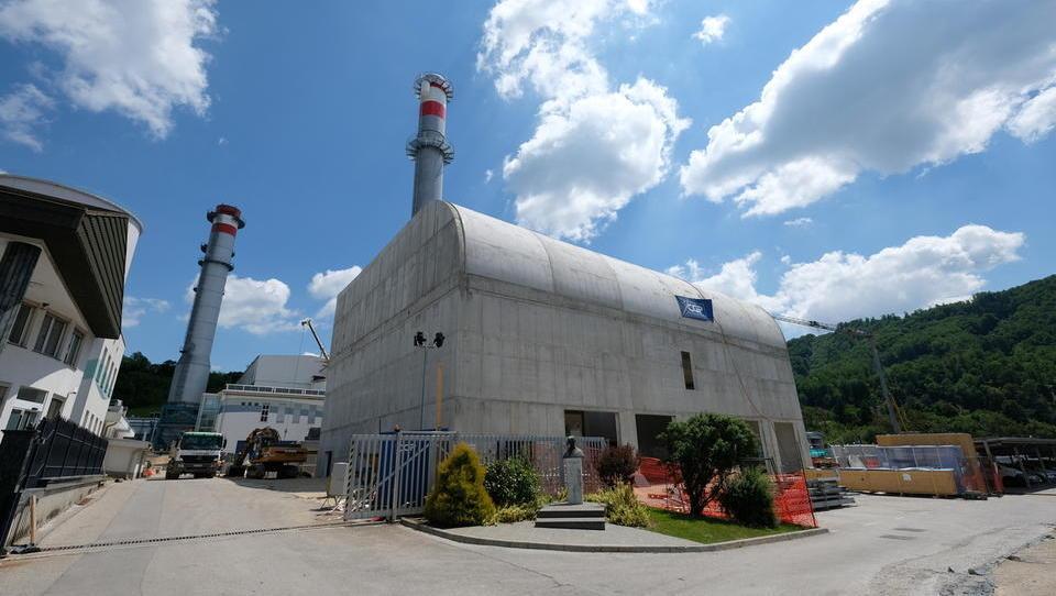 V Termoelektrarni Brestanica opravili interni tehnični pregled novega plinskega bloka