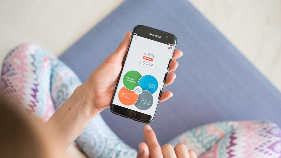 mBills – Mobilna denarnica za vsakogar
