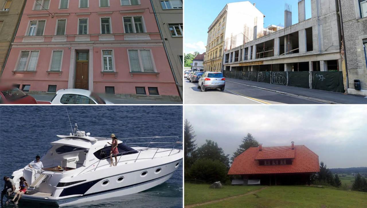 TOP dražbe: stanovanji v Mariboru in Ankaranu, plovilo elan 42, Dalmatinka in spletna dražba