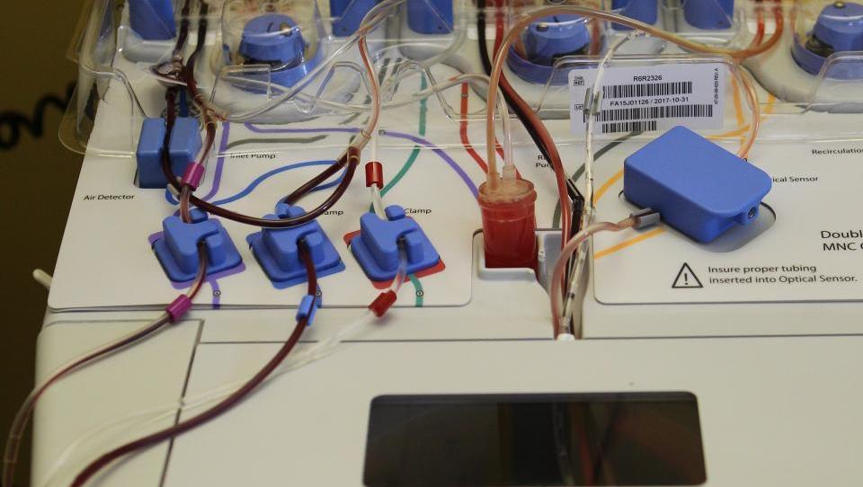 Ambicije laboratorija Zavoda za transfuzijsko medicino: več!