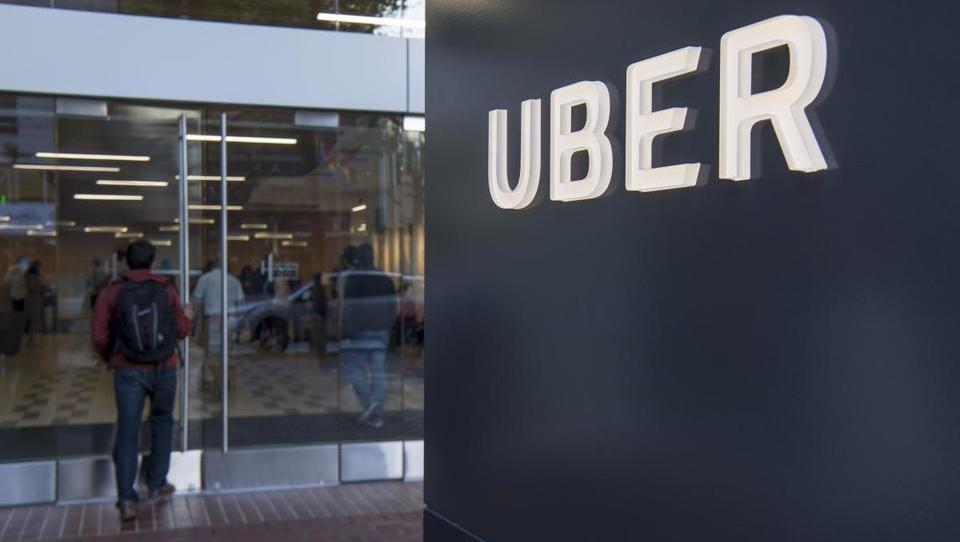 Uber pod lupo ameriškega zveznega urada FBI