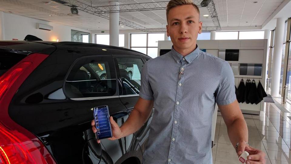 (video) Aplikacija, ki vam olajša nakup avta
