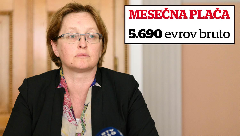 MF skriva, ustavno sodišče razkriva: zagovor Vraničarejve za ustavnost utajevalskega davka
